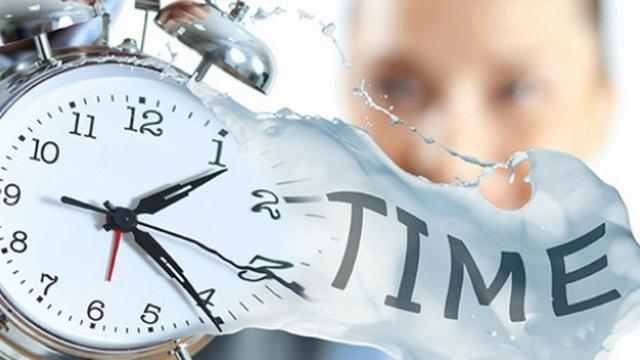 chọn thời gian tuyển dụng